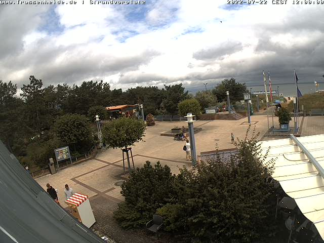 Webcam in Trassenheide